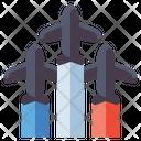 Bastille Day Icon