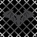 Bat Animal Fly Icon