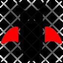 Bat Bird Fly Icon