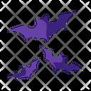 Bat Animal Scary Icon
