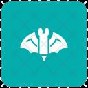 Vampire Bat Bird Icon