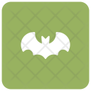 Vampire Bat Halloween Icon