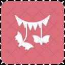 Halloween Bat Vampire Icon