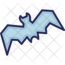 Bat Flying Bat Ghost Icon