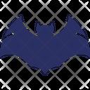Bat Dreadful Evil Bat Icon