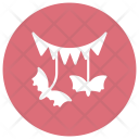 Bat Vampire Bird Icon