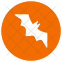 Bat Vampire Halloween Icon