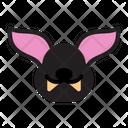 Bat Halloween Horror Icon