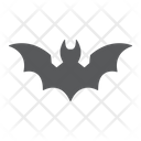 Bat Animal Halloween Icon