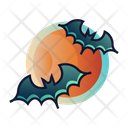 Bat Bird Night Icon