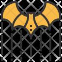 Bat Scary Night Icon