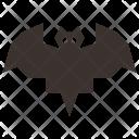 Bat Halloween Icon