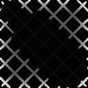 Bat Cricket Game Icon