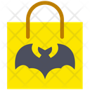 Halloween Shopper Bag Shopping Icon
