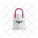 Bag Halloween Scary Icon