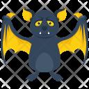 Bat Animal Cute Icon