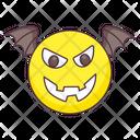 Bat Emoji Icon