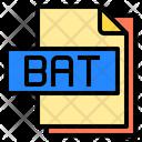 Bat File File Type Icon