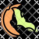 Bat Moon Icon