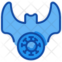 Bat Virus Icon