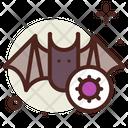 Bat Viruses Icon