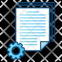 Batch processing Icon