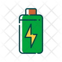 Baterry Power Ecological Battery Natural Battery Icon