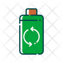 Baterry Recycle Ecological Battery Natural Battery Icon