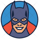 Batgirl Female Vampire Batwoman Icon