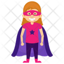 Batgirl Superhero Cartoon Comic Superhero Icon