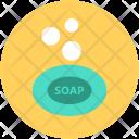 Bath Soap Foam Icon