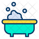 Baby Bath Tub Babby Tub Baby Bathing Icon