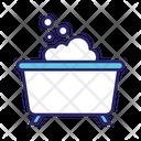 Bath Bathing Tub Bathtub Icon