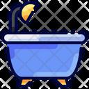 Bath Bathtub Relax Icon