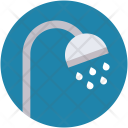 Bath Shower Bathing Icon