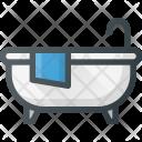 Bath Bathroom Bathtub Icon