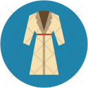 Bath Dress Bathrobe Icon