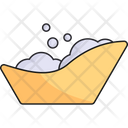 Baby Newborn Bath Icon