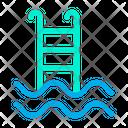 Swimming Pool Pool Swimming Bath Icon