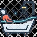 Bath Bathtub Shower Icon