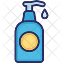 Bath shampoo Icon
