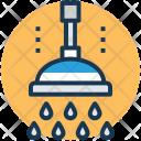 Bath Shower Accessory Icon