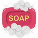 Bath Soap Soap Foam Soap Bubbles Icon