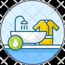 Bath Spa Icon