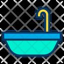 Bath Tub Icon