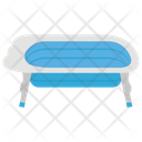 Bathtub Plunge Bath Bathroom Tub Icon