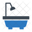 Bath Tub Water Icon