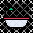 Bath Tub Faucet Icon