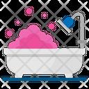 Bath Bathroom Hygiene Icon
