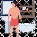 Bathing Icon